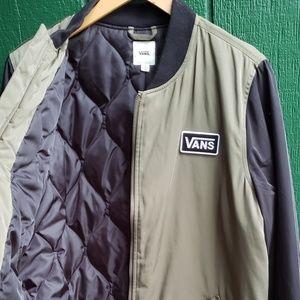 Vans winter jacket